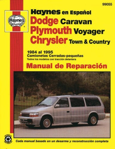 dodge-caravan-8495-spanish-haynes-repair-manuals-spanish-edition-by-john-haynes-1998-12-18