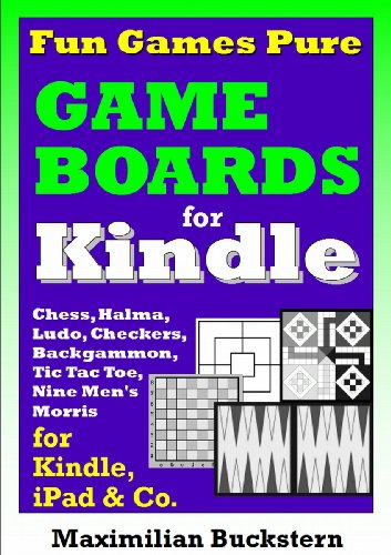 Fun Games Pure - Game boards: Chess, Checkers,