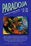 img - for Paradoja, revista de creacion poetica #16 (Volume 16) (Spanish Edition) book / textbook / text book