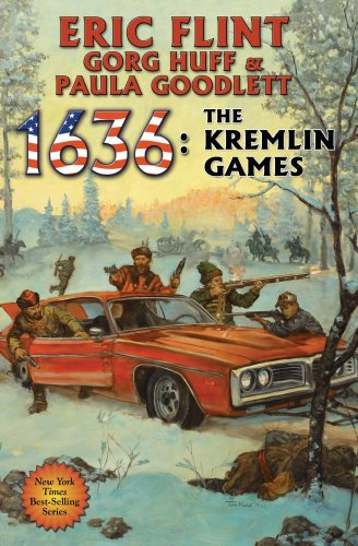 1636: The Kremlin Games (Ring of Fire)
