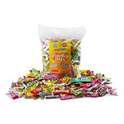 Assorted Candy Party Mix bag (4.2 LBS) Laffy Taffy, Jolly Rancher, Skittles, Sweetarts, Haribo Gold Bears, Gobstoppers, Wonko Spree