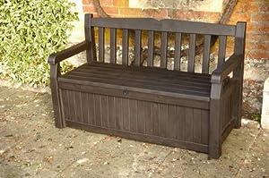 Eden Garden Storage Bench