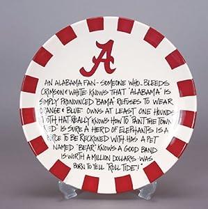 Magnolia Lane Alabama Define Fan Plate by Magnolia Lane