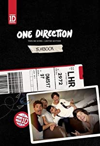 Take Me Home (Deluxe US Yearbook Edition) by One Direction (2012) Audio CD by Columbia