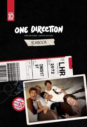 Take Me Home (Deluxe US Yearbook Edition) by One Direction [Music CD] (Take Me Home Cd One Direction compare prices)