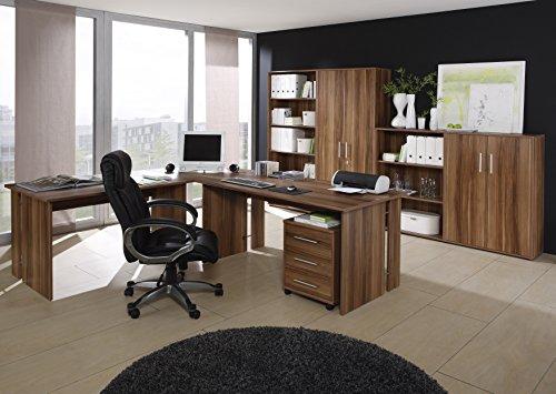 Brombel-Set-Komplettes-Arbeitszimmer-Omega-Walnu-Dekor-8-teilig
