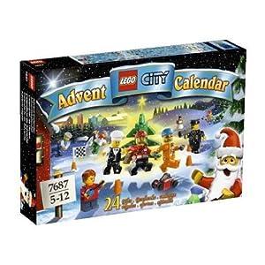 LEGOシティ・アドベントカレンダーセット