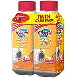 Glisten WMO612T Washer Magic-Two 12 Fluid Ounce Pack Washing Machine Cleaner