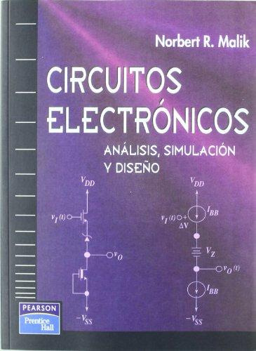 CIRCUITOS ELECTRONICOS ANALISIS descarga pdf epub mobi fb2