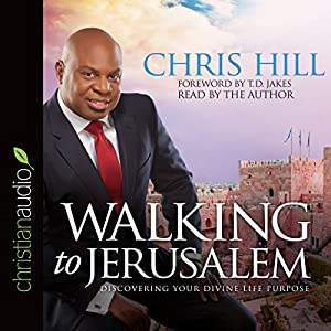 Walking to Jerusalem Hörbuch
