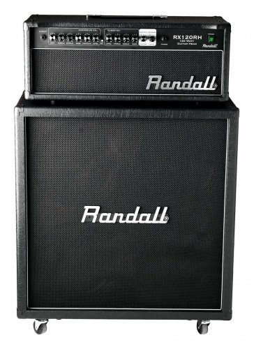 Randall RX120R Half Stack Guitar Amplifier