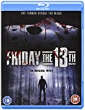 WARNER HOME VIDEO Friday The 13Th [BLU-RAY]