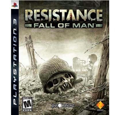 Resistance: Fall of Man - Playstation 3 (Resistance 3 Ps3 compare prices)