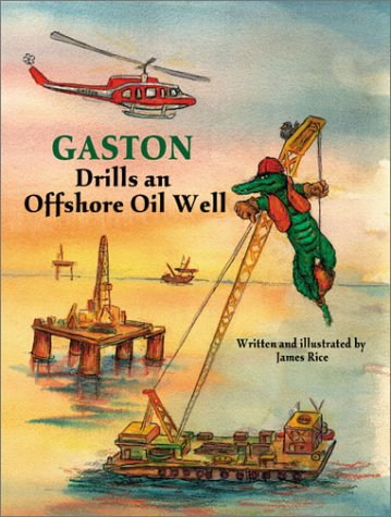 Gaston Drills an Off-Shore Oil Well