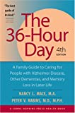 51D03V938PL. SL160  The 36 Hour Day, fourth edition: The 36 Hour Day: A Family Guide to Caring for People with Alzheimer Disease, Other Dementias, and Memory Loss in Later Life, 4th Edition
