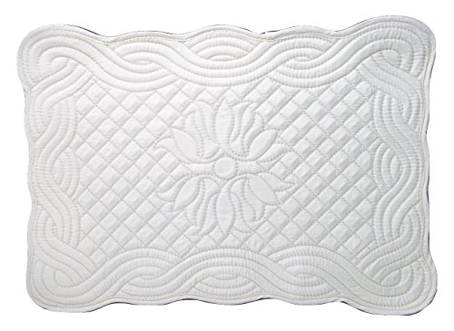 Better Homes Gardens Woven Quilted Placemats Set Of 6