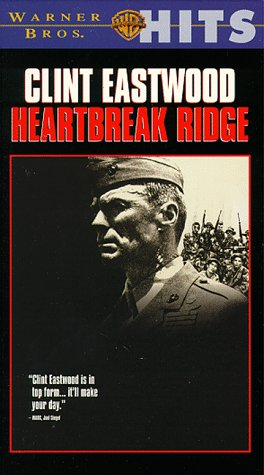 Cover art for  Heartbreak Ridge [VHS]