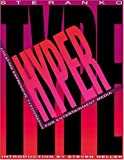 Hypertype: Creating Expressive Typography for Entertainment Media (188759177X) by Steranko, Jim