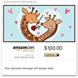 Amazon Gift Card - Email - Loving Gir...