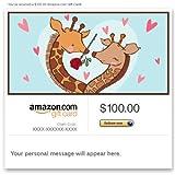 Amazon Gift Card - Email - Loving Giraffes