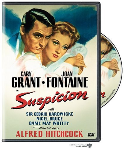 Cover art for  Suspicion