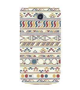 EPICCASE fling flang Mobile Back Case Cover For Samsung Galaxy S4 Mini (Designer Case)