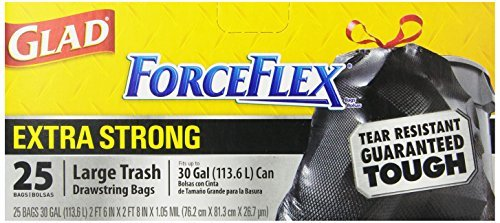 glad-forceflex-extra-strong-outdoor-drawstring-large-trash-bags-30-gallon-25-count-pack-of-6-by-glad