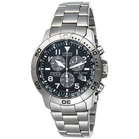 Amazon - Citizen Eco-Drive Titanium Chronograph Watch - $262.50