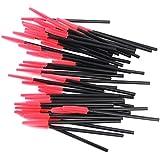 Imported 50PCs Disposable Eyelash Brush Mascara Wands Applicator Makeup Cosmetic Tool A04