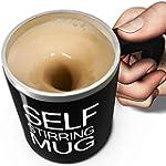 iCooker� - Coffee Mug - Self Stirring...