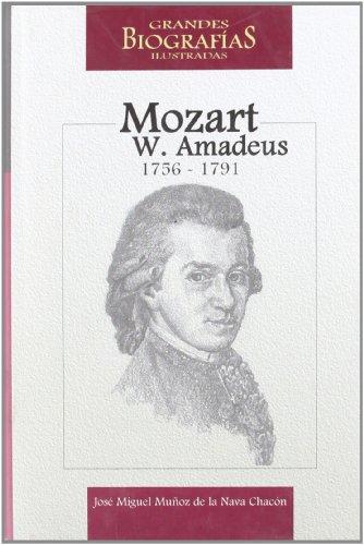 Wolfgang Amadeus Mozart - Jose Miguel Munoz de la Nava Chacon - Libro