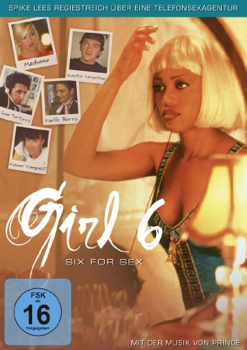 Girl 6 - Six for sex [Edizione: Germania]