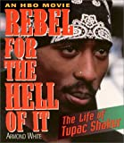 img - for Rebel for the Hell of It: The Life of Tupac Shakur book / textbook / text book