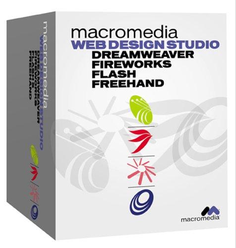Student Web Design Studio (Dreamweaver 4, Fireworks 4, Flash 5, Freehand 10)