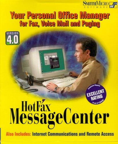 HotFax Message Centre version 4.0