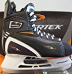 Brand new Powertek ice hockey skates...