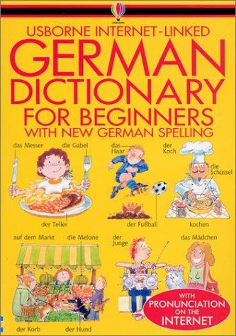 German Dictionary for Beginners (Beginners Dictionaries)
