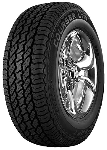 Mastercraft Courser LTR All-Season Radial Tire - 245/70R17 119S (245 70 17 Load Range E compare prices)