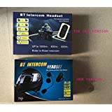 2 x bt bike to bike intercom or rider to pillion for 2012