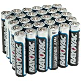 RAYOVAC 824-30PPTJ Alkaline Batteries Reclosable Pro Pack (AAA; 30 Pk)