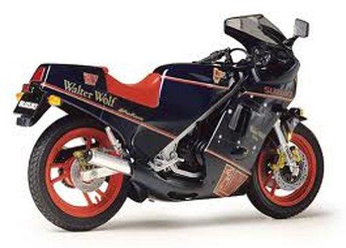 Tamiya 1:12 Suzuki RG250 Walter Wolf Special Version