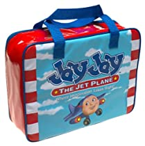 Jay Jay the Jet Plane Character Carry-All Case