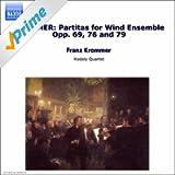 Krommer: Partitas For Wind Ensemble Opp. 69, 76 And 79