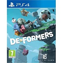 Deformers (PS4) (UK IMPORT) By Uk Import