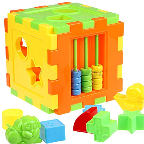 Animal-Pattern-Blocks-Magic-Cube-Toys-Baby-Educational-Shape-Sorting-Gifts