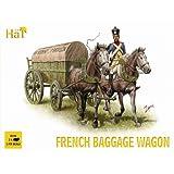 HaT 1/72 Napoleonic French Baggage Wagon # 8106