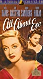 Cover art for  All About Eve [VHS]