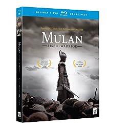 Mulan: Rise of a Warrior [Blu-ray/DVD Combo]