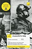 Teach Yourself Mussolini's Italy (Teach Yourself Series) (0071461477) by Evans,David
