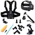 LuxeBell� 6in1 Gopro Kit d'accessoire...